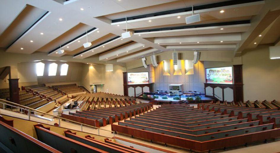 Gonzalez-Strength Church Project