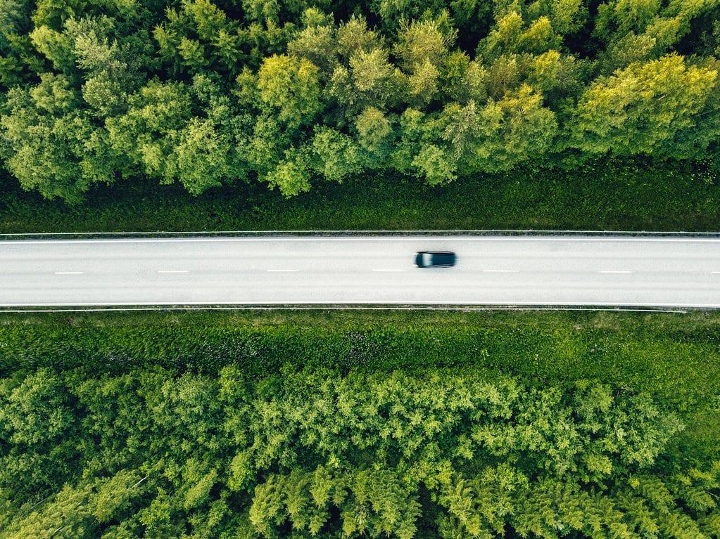 Transportation Drone Survey