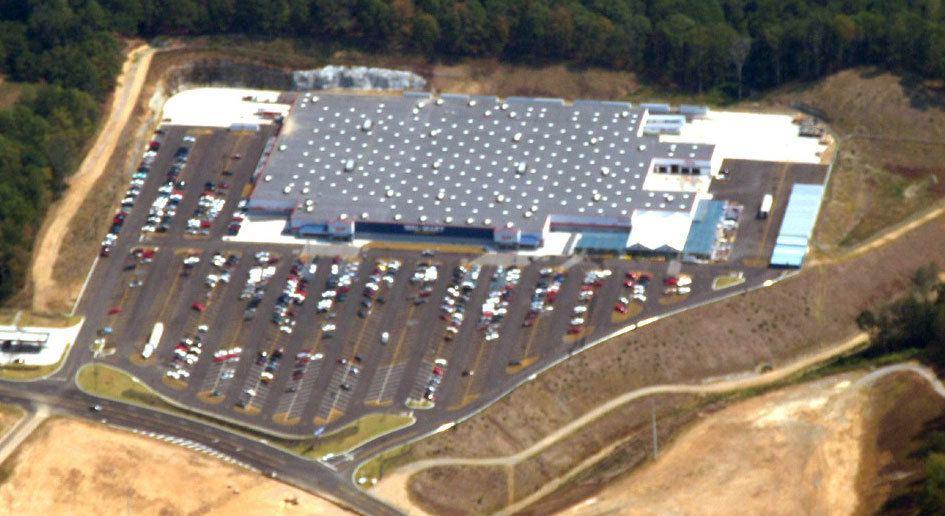 Walmart Civil Engineering Project Gonzalez-Strength