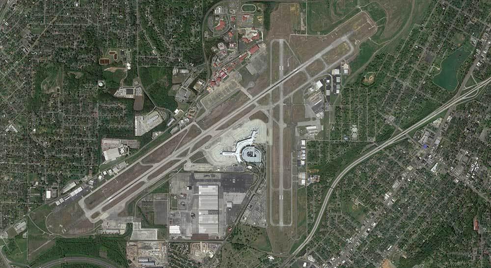 Civil Engineering Airport Project Birmingham